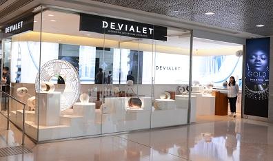 Devialet行政總裁Franck Lebouchard表示,品牌在亞太區的銷售表現理想,其中香港區業績最佳。